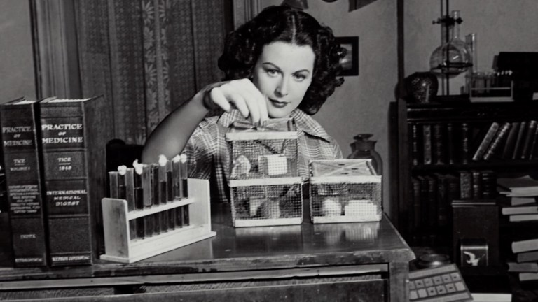 Films in London this week: BOMBSHELL: THE HEDY LAMARR STORY at DocHouse.