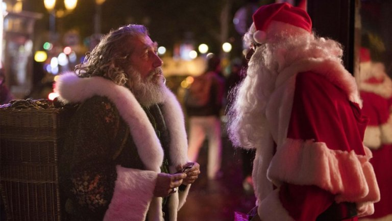 Films in London this month: CHRISTMAS & CO. aka Santa & Cie at Ciné Lumière (20 DEC).