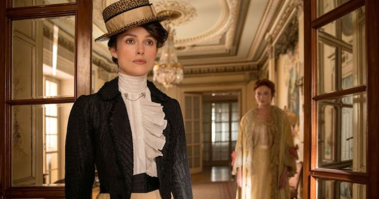 Films in London today: COLETTE at Regent Street Cinema, part of London Film Week (04 DEC).