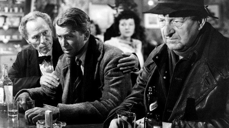 Radiant Circus Screen Guide - Films in London today: IT'S A WONDERFUL LIFE at The Castle Cinema (15 DEC).