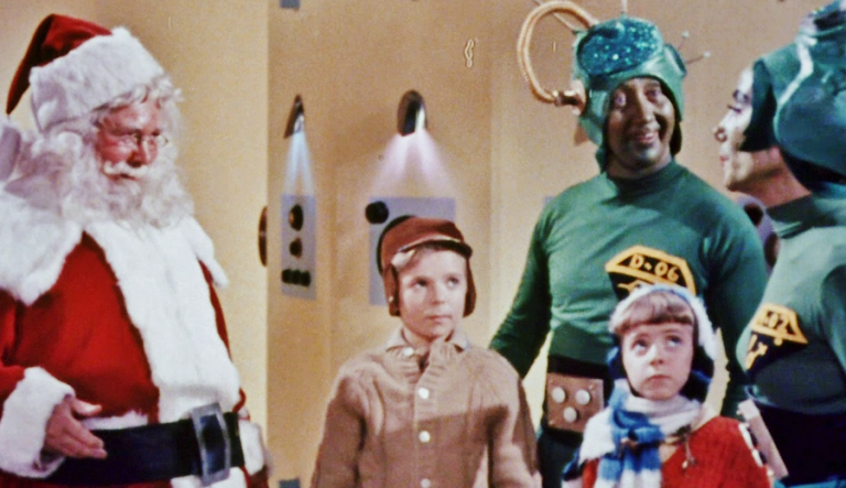 Films in London this week: SANTA CLAUS CONQUERS THE MARTIANS at Deptford Cinema, part of SCI-FI SUNDAYS (16 DEC).
