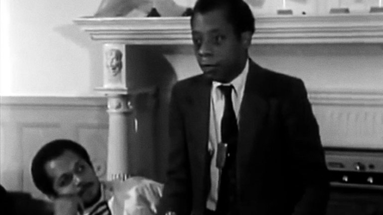 Films in London this week: BALDWIN'S NIGGER at BFI (19 JAN).