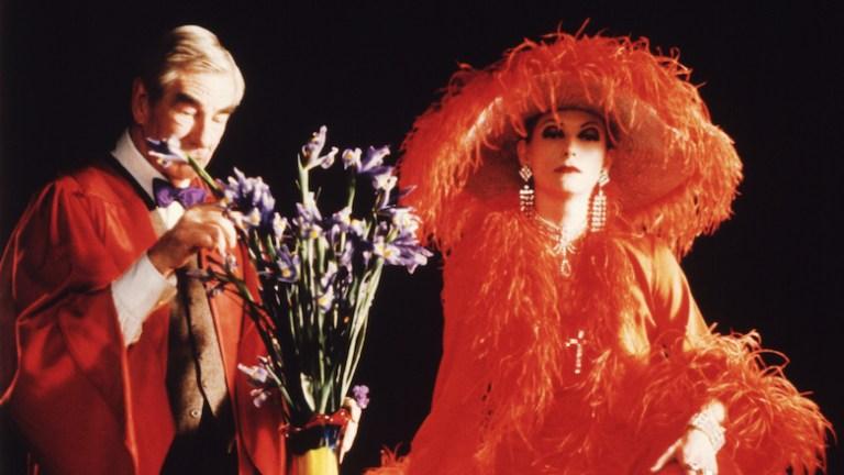 Films in London today: WITTGENSTEIN, part of DEREK JARMAN at The Prince Charles Cinema (16 APR).