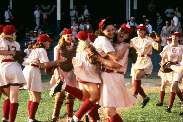 Films in London this week: A LEAGUE OF THEIR OWN at The Prince Charles (25 FEB).