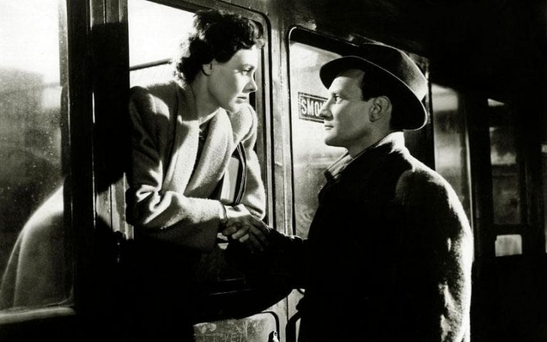 Valentine's Day films: BRIEF ENCOUNTER at St Barnabas Millennium Halls (13 FEB).