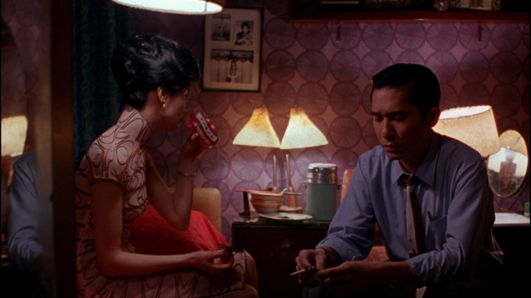 Valentine's Day films: IN THE MOOD FOR LOVE at The Exchange (13 FEB).