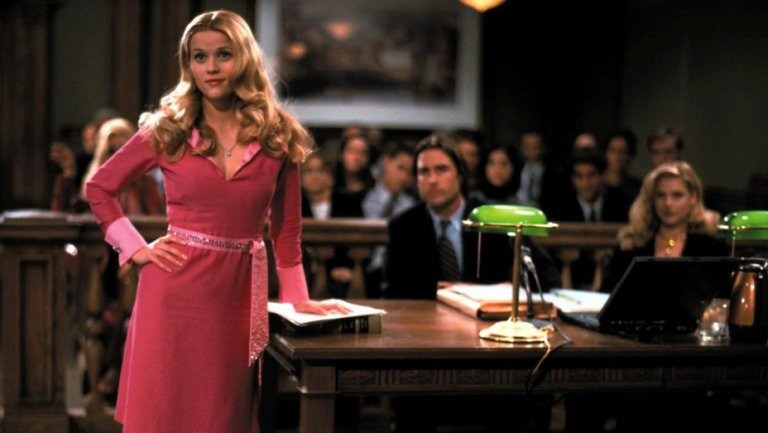 Valentine's Day films: LEGALLY BLONDE at Everyman (13 FEB).