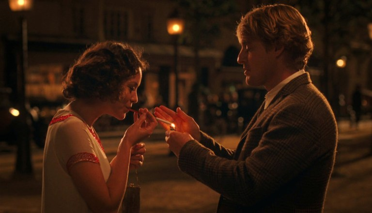 Valentine's Day films: MIDNIGHT IN PARIS at Ciné Lumière (14 FEB).