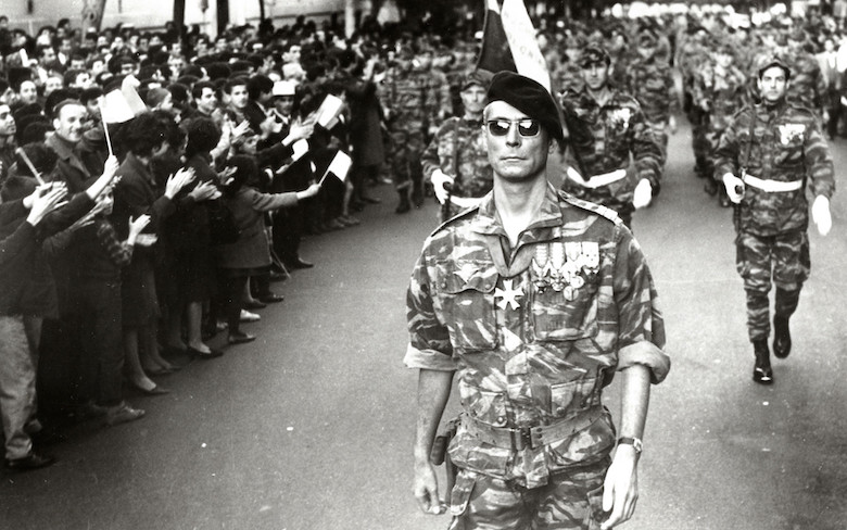 Films in London this week: THE BATTLE OF ALGIERS at Draper Hall (15 FEB).