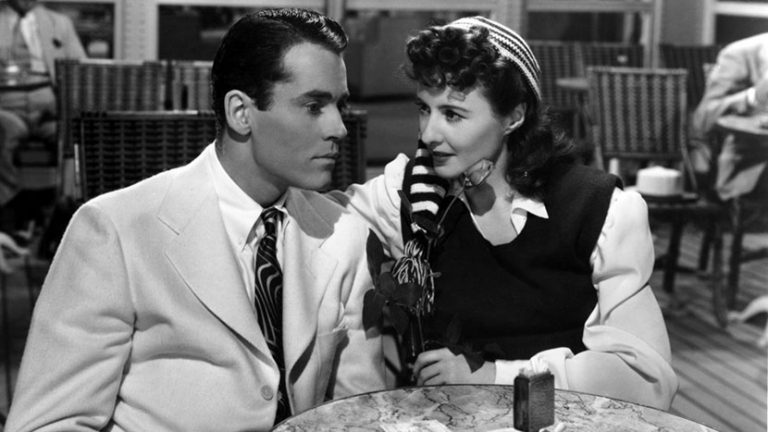 Valentine's Day films: THE LADY EVE at BFI (14 FEB).