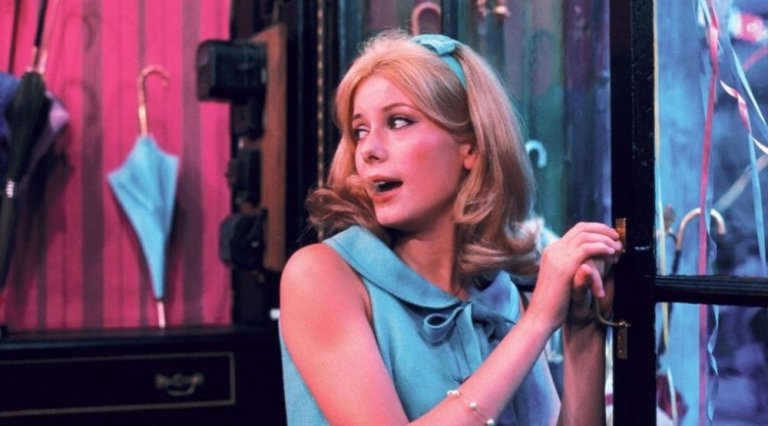 Films in London today: THE UMBRELLAS OF CHERBOURG at Lord Palmerston (19 FEB).