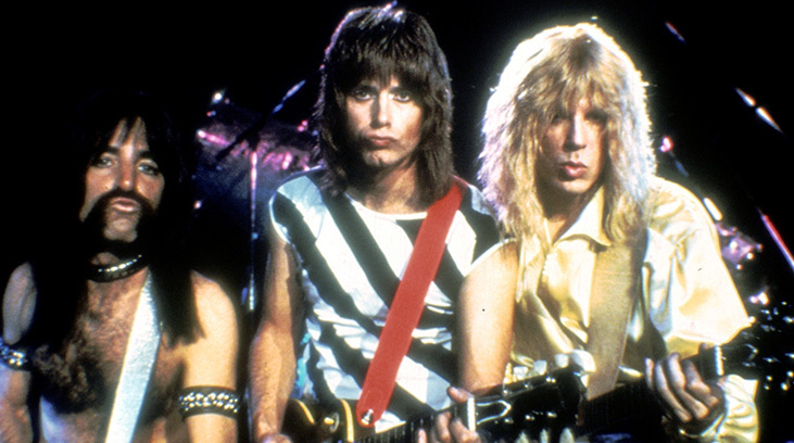 Films in London this week: THIS IS SPINAL TAP at Genesis Cinema (22 FEB).