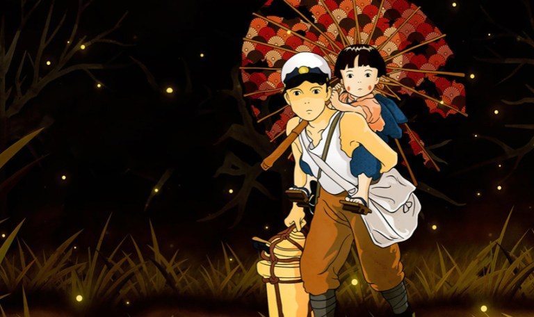 Radiant Circus Screen Guide - Films in London today: GRAVE OF THE FIREFLIES at Genesis Cinema (03 MAR).