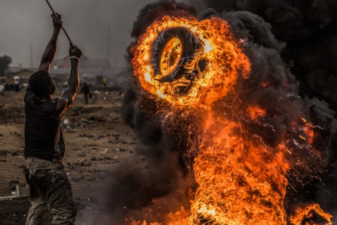 Films in London this week: WELCOME TO SODOM at DocHouse (15 to 21 MAR).