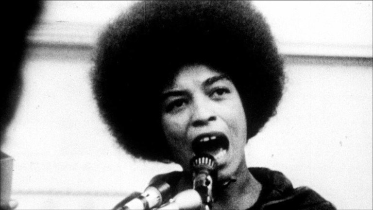 Lexi Film School: ANGELA DAVIS: PORTRAIT OF A REVOLUTIONARY (24 JUN).