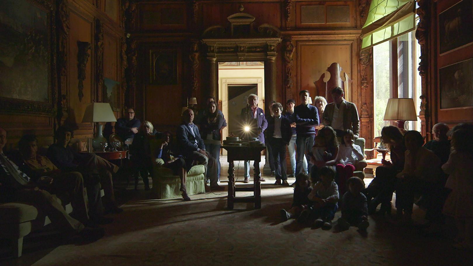 Films in London today: L'AMATORE at The Italian Cultural Institute (16 APR).