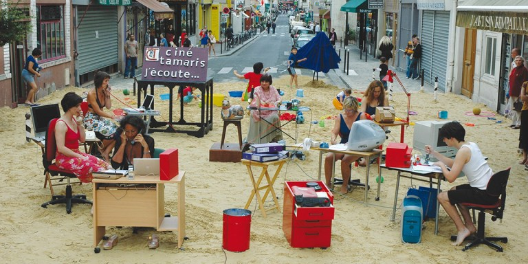 Films in London this month: THE BEACHES OF AGNÈS part of AGNÈS VARDA at The Prince Charles (30 APR).