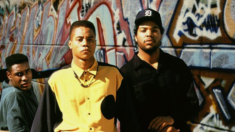 Films in London today: BOYZ 'N' THE HOOD at Tufnell Park Film Club (14 MAY).