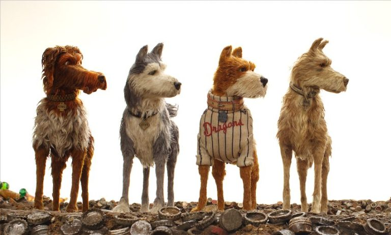 Films in London today: ISLE OF DOGS at Brockwell Park, part of Herne Hill Free Film Festival (25 MAY).