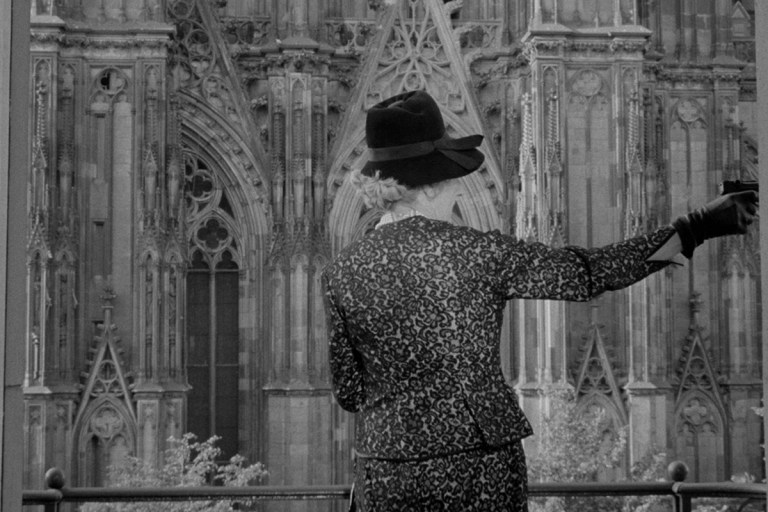 Films in London today: NOT RECONCILED, part of THE FILMS OF JEAN-MARIE STRAUB AND DANIÈLE HUILLET at Close-Up (29 MAY).