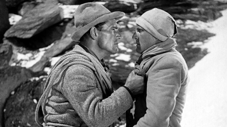 Films in London today: THE FIGHT FOR THE MATTERHORN at BFI (06 MAY).