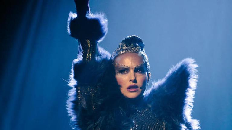 Films in London today: VOX LUX at ArtHouse Crouch End (03 to 09 MAY).