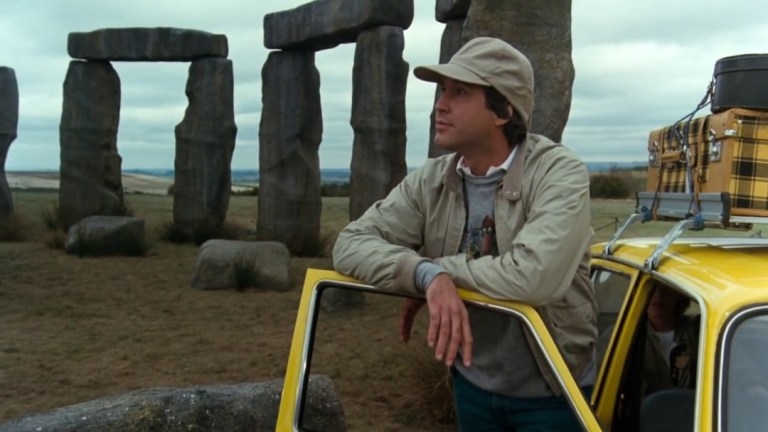 Midnight Excess: Summer Solstice Double Bill - Standing Stones - National Lampoon.