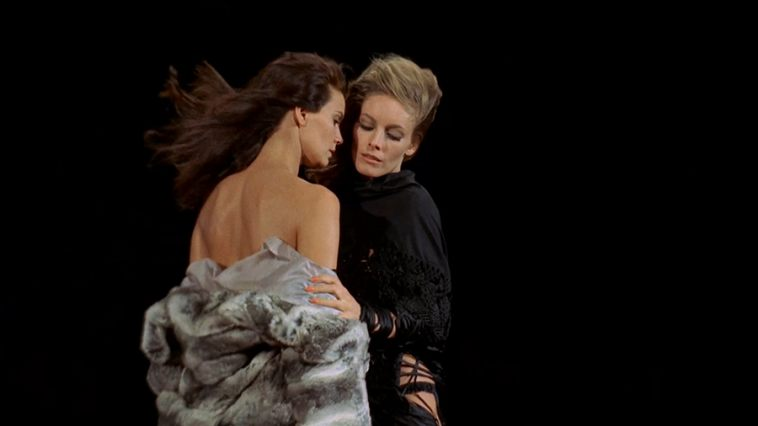What makes a giallo? A LIZARD IN A WOMAN'S SKIN (d. Lucio Fulci, 1971).