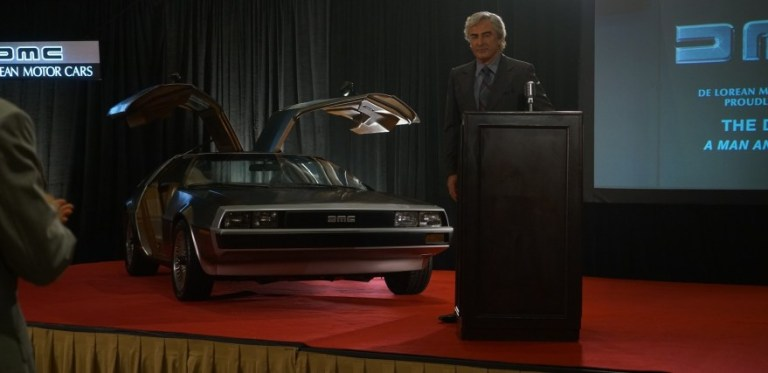 Films in London today: FRAMING JOHN DELOREAN at The Prince Charles (19 to 25 JUL).