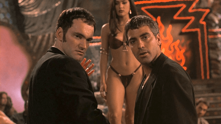 Films in London: FROM DUSK TIL DAWN, part of TARANTINO ON SCREEN-O at Genesis Cinema.