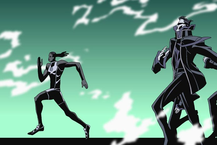 Films in London today: THE ANIMATRIX - WORLD RECORD part of DAYS OF FUTURE PAST at Regent Street Cinema (08 AUG).