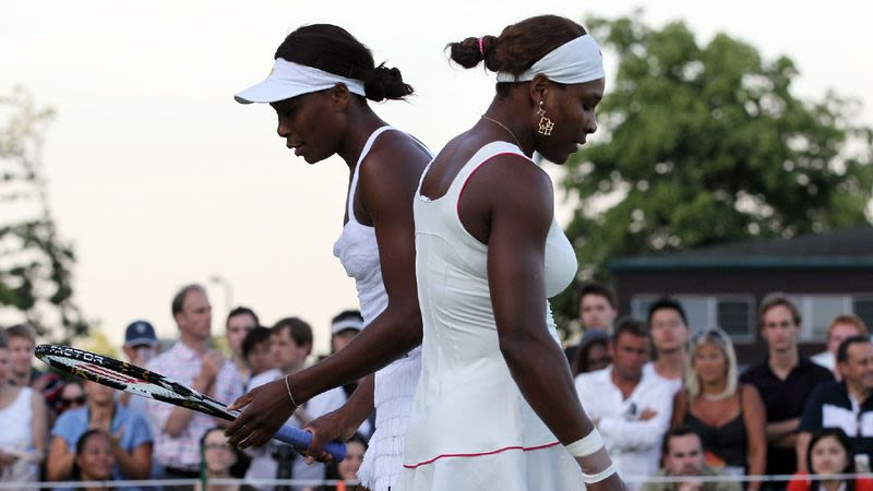 Films in London today: VENUS & SERENA at Rich Mix (31 JUL).