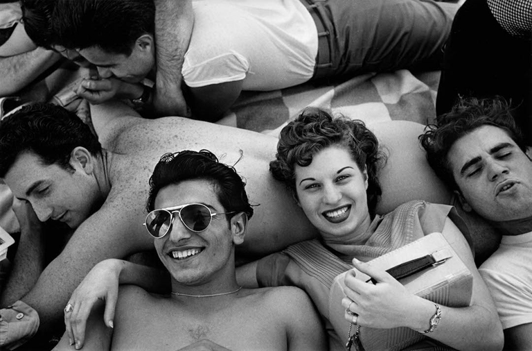 Films in London this week: LAST STOP CONEY ISLAND: THE LIFE AND PHOTOGRAPHY OF HAROLD FEINSTEIN at Curzon Soho (15 JUL).
