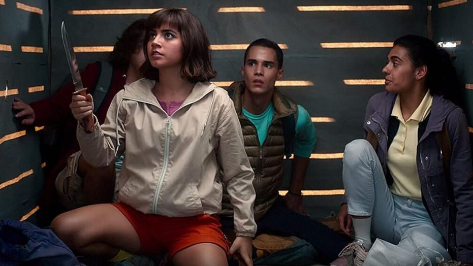 Films in London today: DORA AND THE LOST CITY OF GOLD at Peckhamplex (11 AUG).