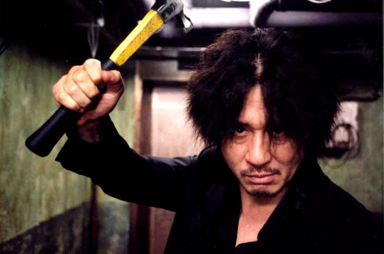 Films in London today: OLDBOY at The Prince Charles (02 to 08 AUG).