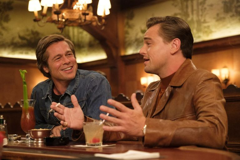 Films in London today: ONCE UPON A TIME IN HOLLYWOOD 35mm at Genesis Cinema (16 to 22 AUG).