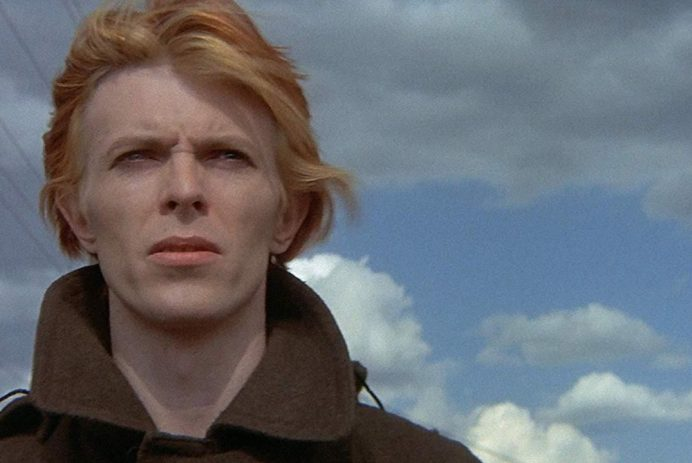 Films in London today: THE MAN WHO FELL TO EARTH at Regent Street Cinema (05 AUG).