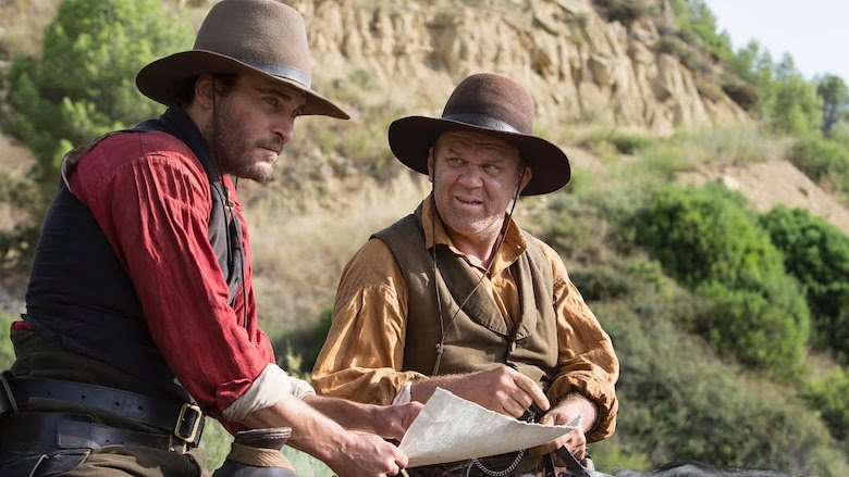 THE SISTERS BROTHERS presented by Screen25 at Harris Academy South Norwood (04 OCT 19:45).