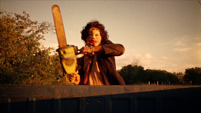 Films in London today: THE TEXAS CHAIN SAW MASSACRE at The Prince Charles (18 AUG).