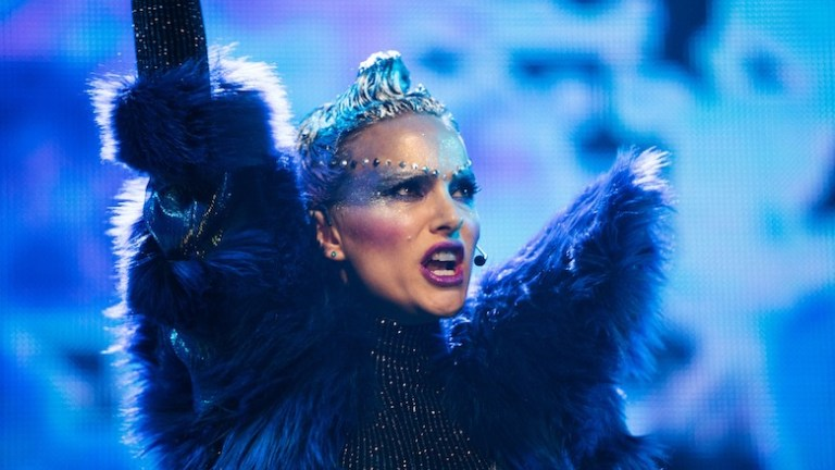 Films in London this week: VOX LUX at Screen25 (02 AUG).