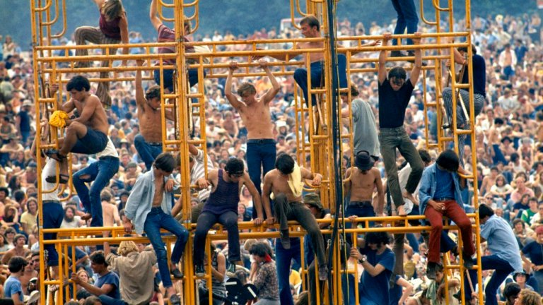 Films in London this week: WOODSTOCK at Rich Mix (16 AUG).