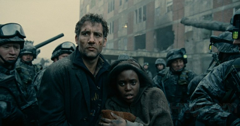 Films in London today: CHILDREN OF MEN at The Castle Cinema (25 SEP).