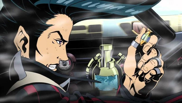 Films in London today: REDLINE, part of Anime Film Festival at Picturehouse Central (07 SEP).