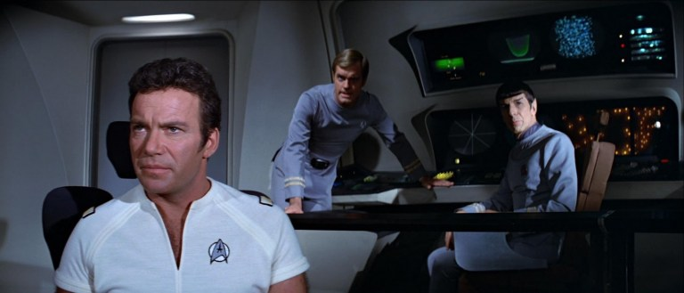 Films in London today: STAR TREK THE MOTION PICTURE at Genesis Cinema (15 SEP).
