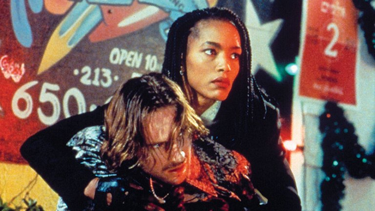 RADIANT CIRCUS #ScreenGuide Films in London this month: STRANGE DAYS, part of ANGELA BASSETT at BFI (21 & 28 SEP).