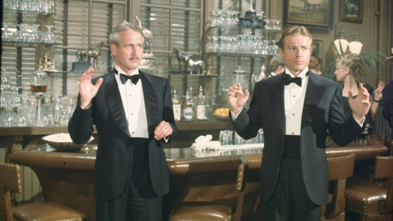 Films in London this week: THE STING at Dulwich Picture Gallery (09 SEP).