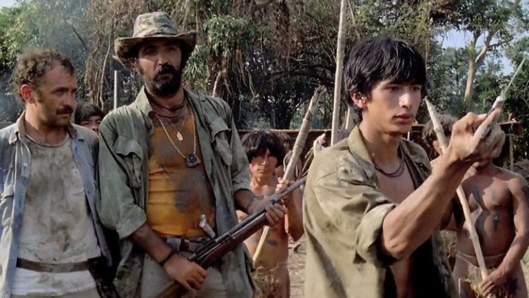 Films in London today: CANNIBAL HOLOCAUST at The Prince Charles (08 OCT).