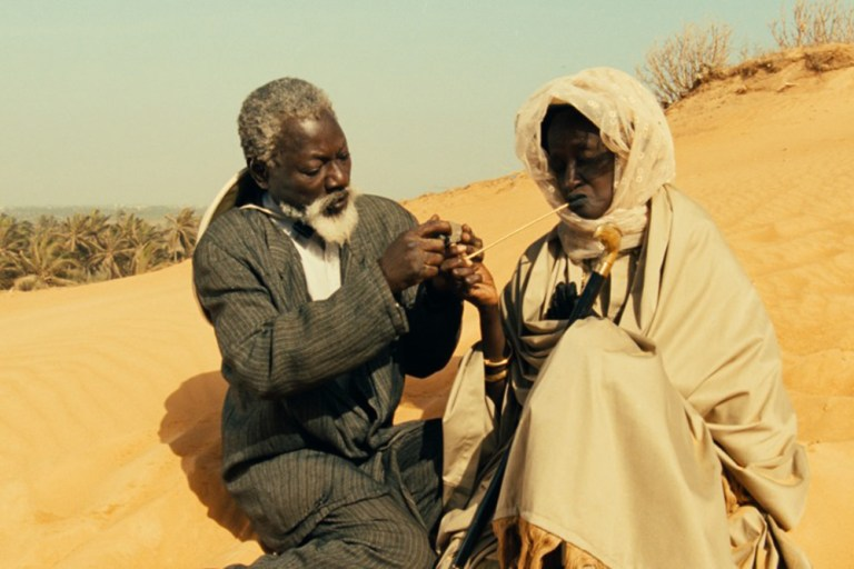 Films in London this week: HYÈNES, part of CLOSE-UP ON DJIBRIL DIOP MAMBÉTY at Close-Up (05 to 20 OCT).