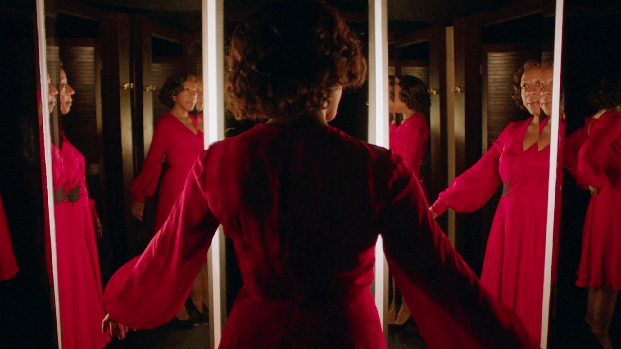 Halloween film events in London: IN FABRIC, part of POSSESSED at Catford Mews (26 OCT).