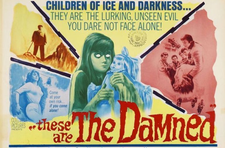 MIDNIGHT EXCESS: THE DAMNED at Rio Cinema (12 OCT).